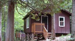 Glenburn Camper Cabins