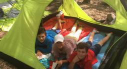 Camp Glenburn Leadership Hike (12 or 19-Nights)