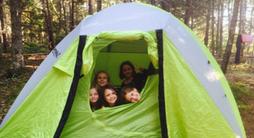 Camp Glenburn Overnight Trips