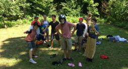 Camp Glenburn Typical Day