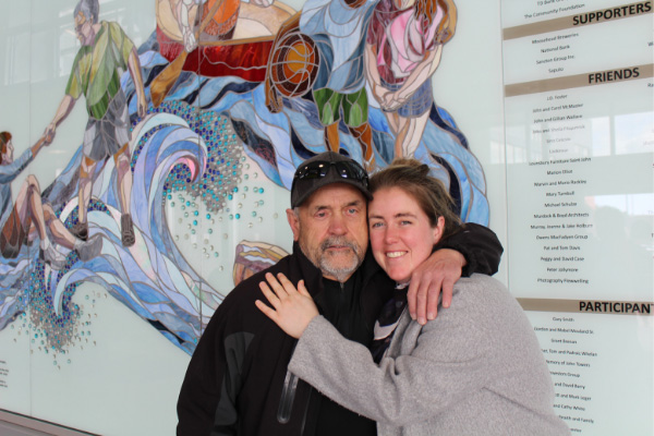 Richard and Katie Gibbs