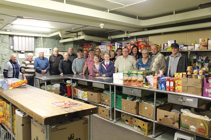 Dedicated Group of Volunteers
