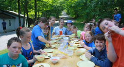 Camp Glenburn Food Service