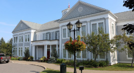 Rothesay Town Hall