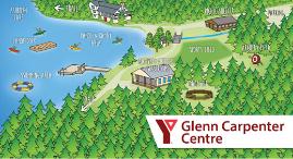 Glenn Carpenter Site Map